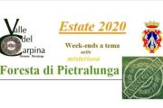 Valle del Carpina – Programma Estate 2020