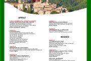 Eventi Aprile - Maggio 2019 Pietralunga